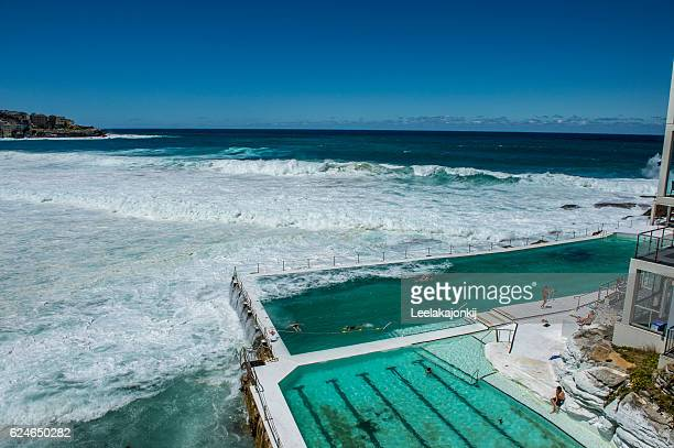 Bondi beach, Popular beach in Sydney