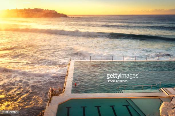 Bondi Beach Sunrise.