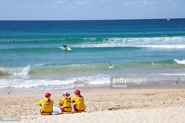 Playa de Bondi, navegue por el medicamento de rescate