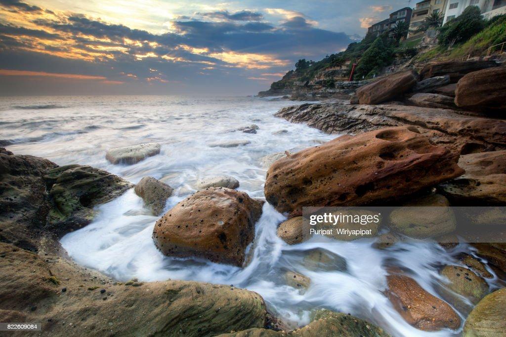 Bondi Beach Sydney : Stock Photo