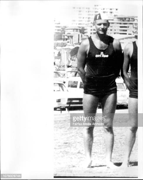Bondi Surf Member L HarrisMember of The Bondi Surf Club who were suspended from competition for 12 months June 23 1980