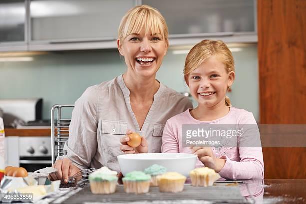 Bonding and baking