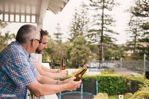 Bonding beer