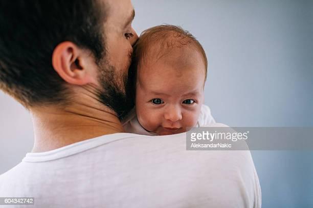 Freundschaftliche Verbundenheit mit meinem baby