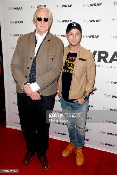 T Bone Burnett and Ryan Tedder attend TheWrap's 'Special Evening With 2018 Oscar Song Contenders' at AMC Century City 15 theater on December 11 2017...