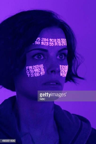 BLINDSPOT Bone May Rot Episode 104 Pictured Jaimie Alexander as Jane Doe
