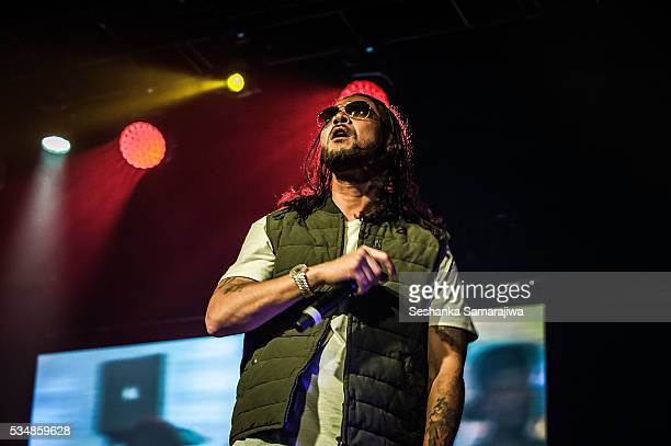 Bone Thugs N Harmony perform at Hordern Pavilion on May 27 2016 in Sydney Australia