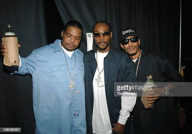 Bone ThugsNHarmony during 2006 VH1 HipHop Honors Audience and Backstage at Hammerstein Ballroom in New York City New York United States