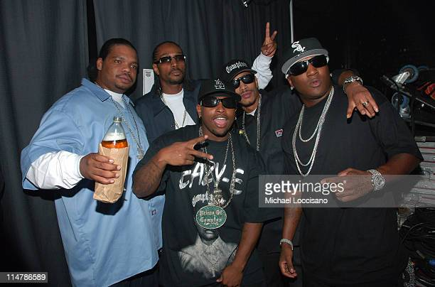 Bone ThugsNHarmony with Lil EazyE and Young Jeezy