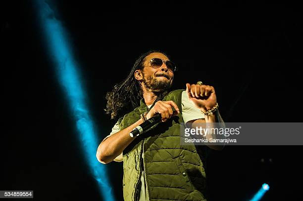 Bone Thugz N Harmony perform at Hordern Pavilion on May 27 2016 in Sydney Australia
