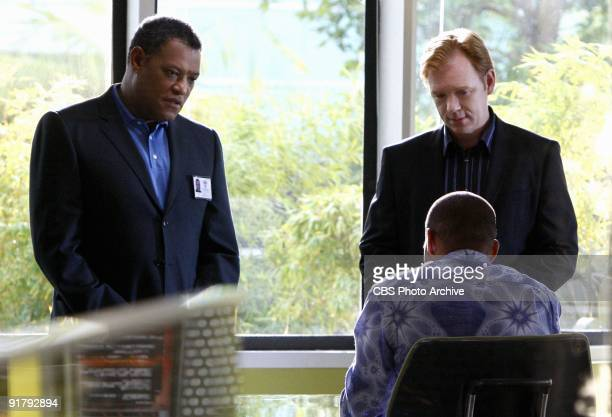 'Bone Voyage' In part one of a three part crossover Las Vegas CSI Ray Langston comes to Miami to help Horatio and the team with a brutal murder case...