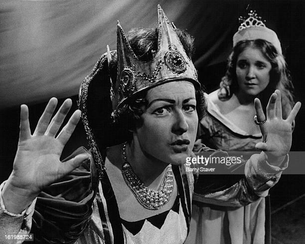 MAR 25 1973 APR 4 1973 Bonfils Theater Production Childrens Lt Joanne Pigott LaDonna Almond