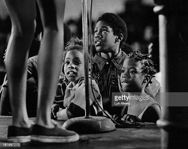 AUG 1 1978 AUG 2 1978 Bonfils Theater Productions Curtain Rises on Caravan Song 'n' Dance In City Parks