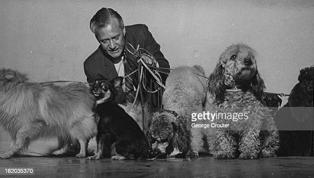 NOV 2 1965 NOV 4 1965 Bonfils Theatre 'Going to the Dogs' in Next Play Tryouts for a very special part in Bonfils Theatre's second production of the...