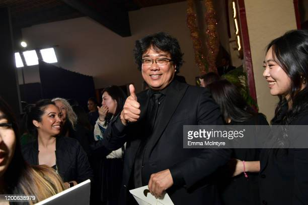 Bong Joon Ho attends the 26th Annual Screen Actors Guild Awards at The Shrine Auditorium on January 19, 2020 in Los Angeles, California. 721313