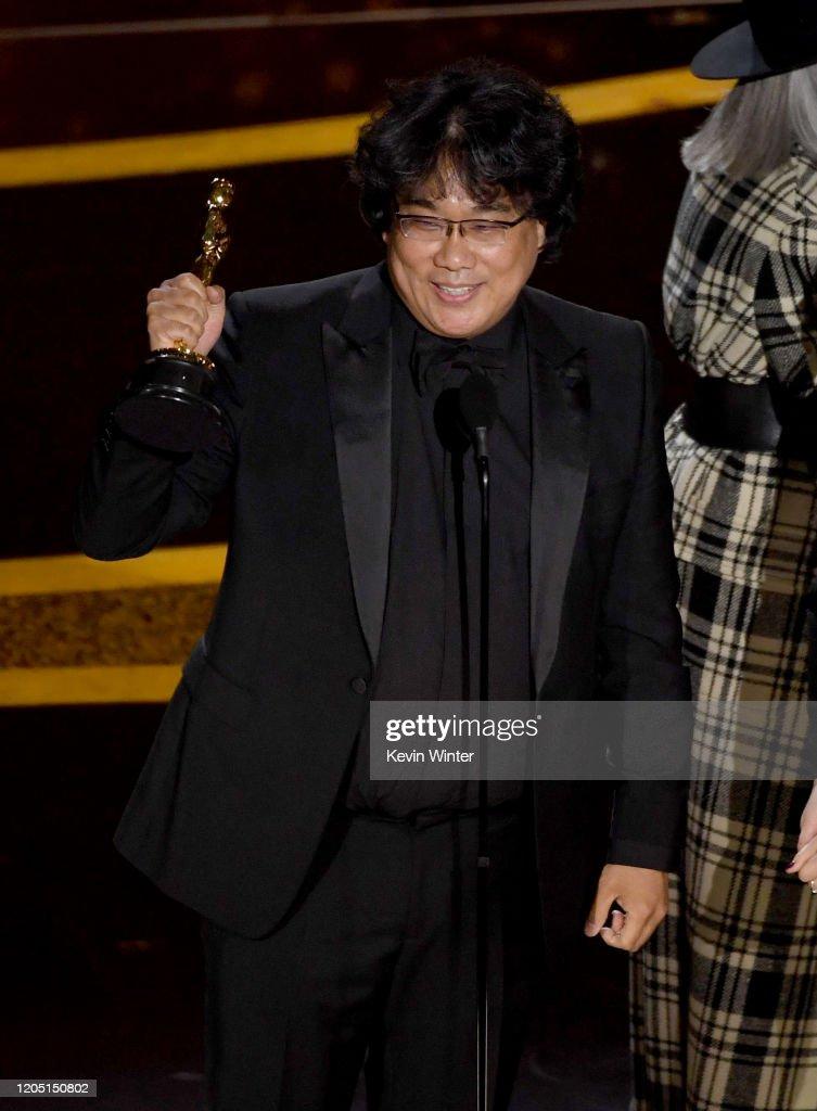 92nd Annual Academy Awards - Show : News Photo