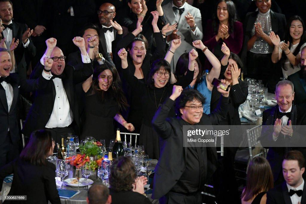 26th Annual Screen ActorsGuild Awards - Inside : News Photo