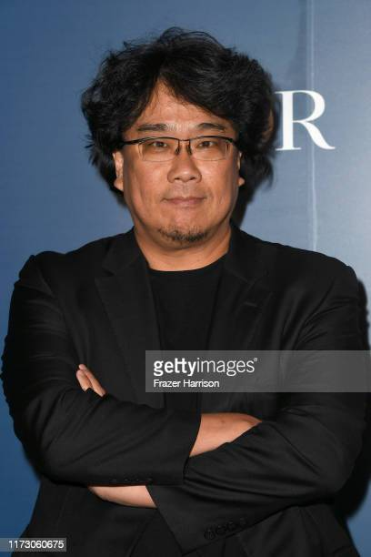 Bong Joonho attends the HFPA/THR TIFF PARTY during the 2019 Toronto International Film Festival at Four Seasons Hotel on September 07 2019 in Toronto...