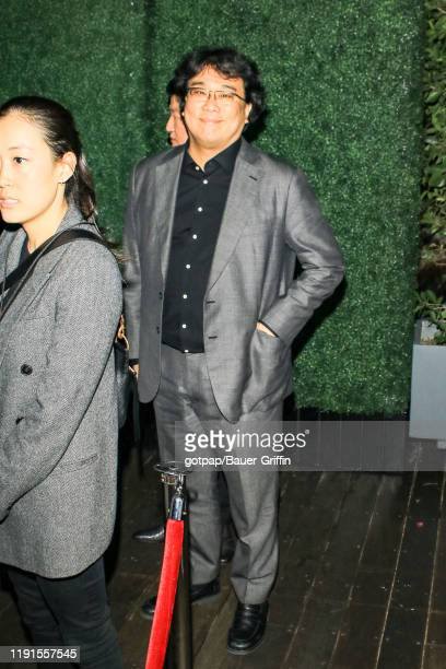 Bong Joonho is seen on January 03 2020 in Los Angeles California