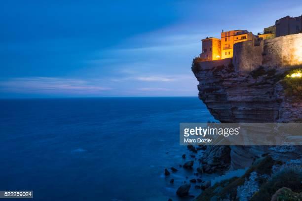 Bonifacio cliff