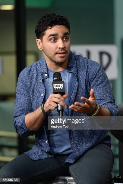 J Bonilla attends Build presents the cast of 'The Long Road Home' at Build Studio on November 6 2017 in New York City