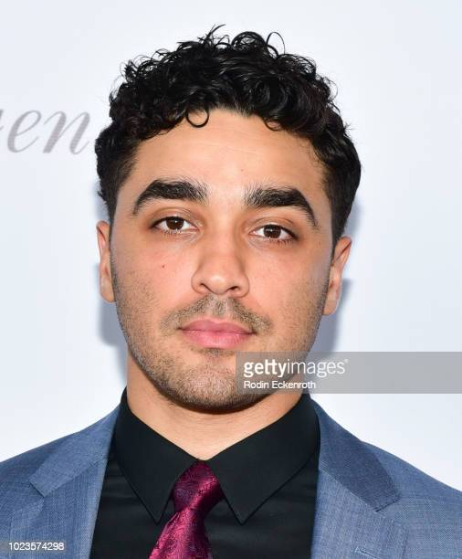 J Bonilla attends the 33rd Annual Imagen Awards at JW Marriott Los Angeles at LA LIVE on August 25 2018 in Los Angeles California