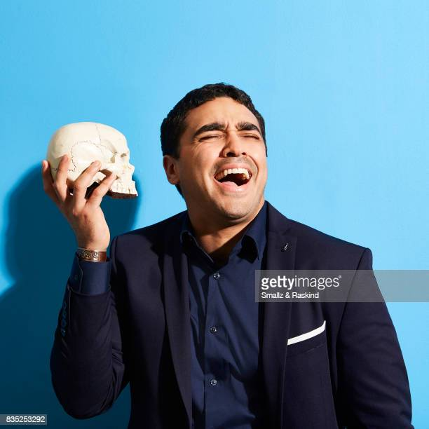 EJ Bonilla poses for portrait session at the 2017 Summer TCA session for National Geographic Channel's 'Long Road Home' on July 25 2017 in Beverly...