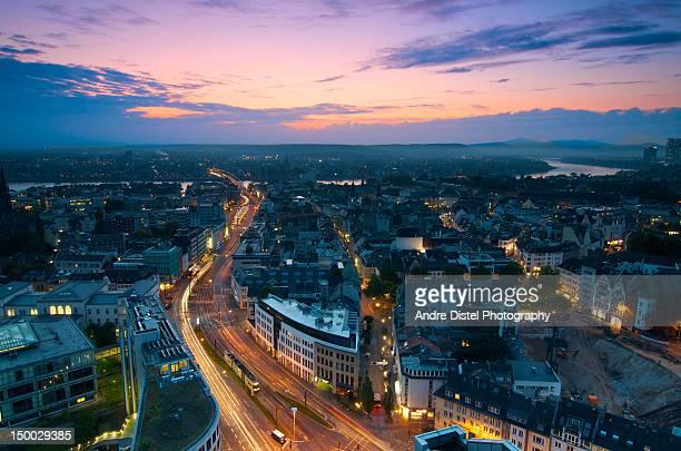 Bonn sunrise