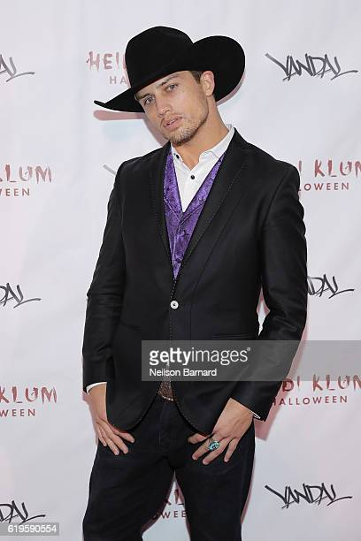 Bonner Bolton attends Heidi Klum's 17th Annual Halloween Party sponsored by SVEDKA Vodka at Vandal on October 31 2016 in New York City