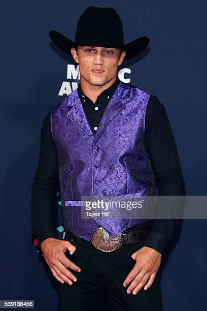 Bonner Bolton attends the 2016 CMT Music awards at the Bridgestone Arena on June 8 2016 in Nashville Tennessee