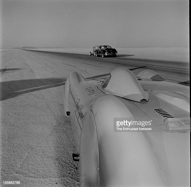 Bonneville National Speed Trials 1953