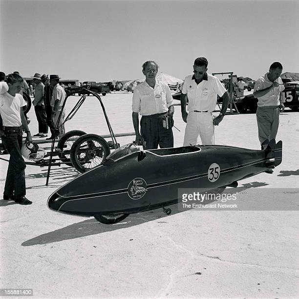 Bonneville National Speed Trials 1962