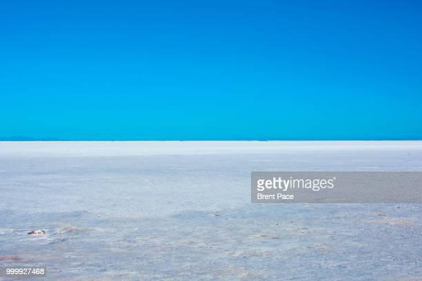Bonneville Salt Flats a la Rothko