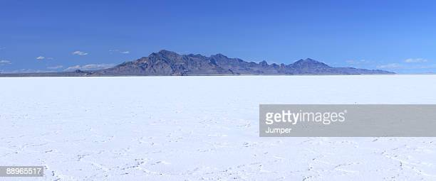 Bonneville Salt Flats Panorama
