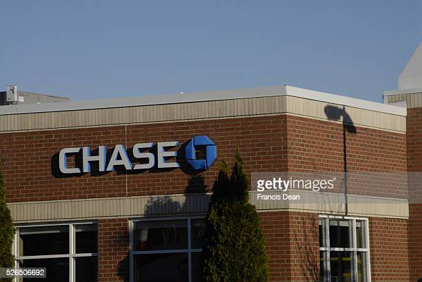 Bonney Lake Washington state USA _Chase bank building 31 December 2014 Photo Francis Joseph Dean/Deanpictures