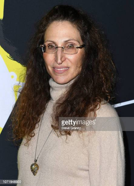 Bonnie Aarons arrives at the Annapurna Pictures Gary Sanchez Productions And Plan B Entertainment's World Premiere Of 'Vice'at AMPAS Samuel Goldwyn...