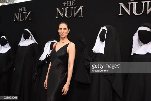 Bonnie Aarons attends the premiere of Warner Bros Pictures' 'The Nun' at TCL Chinese Theatre on September 4 2018 in Hollywood California
