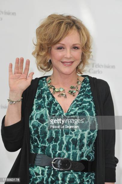 Bonnie Bedelia attends the 'Parenthood' photocall during the 51st Monte Carlo TV Festival at the Grimaldi forum on June 8 2011 in Monaco Monaco