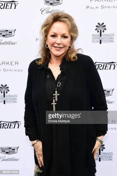 Bonnie Bedelia attends the Variety's Creative Impact Awards and 10 Directors to watch at the 29th Annual Palm Springs International Film Festival at...