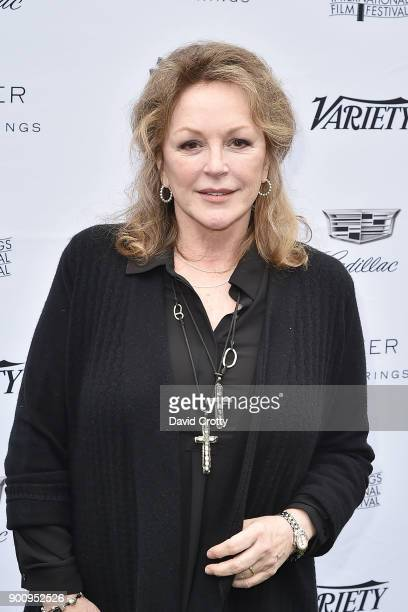 Bonnie Bedelia attends Variety's Creative Impact Awards 10 Directors To Watch at the 29th Annual Palm Springs Film Festival on January 3 2018 in Palm...