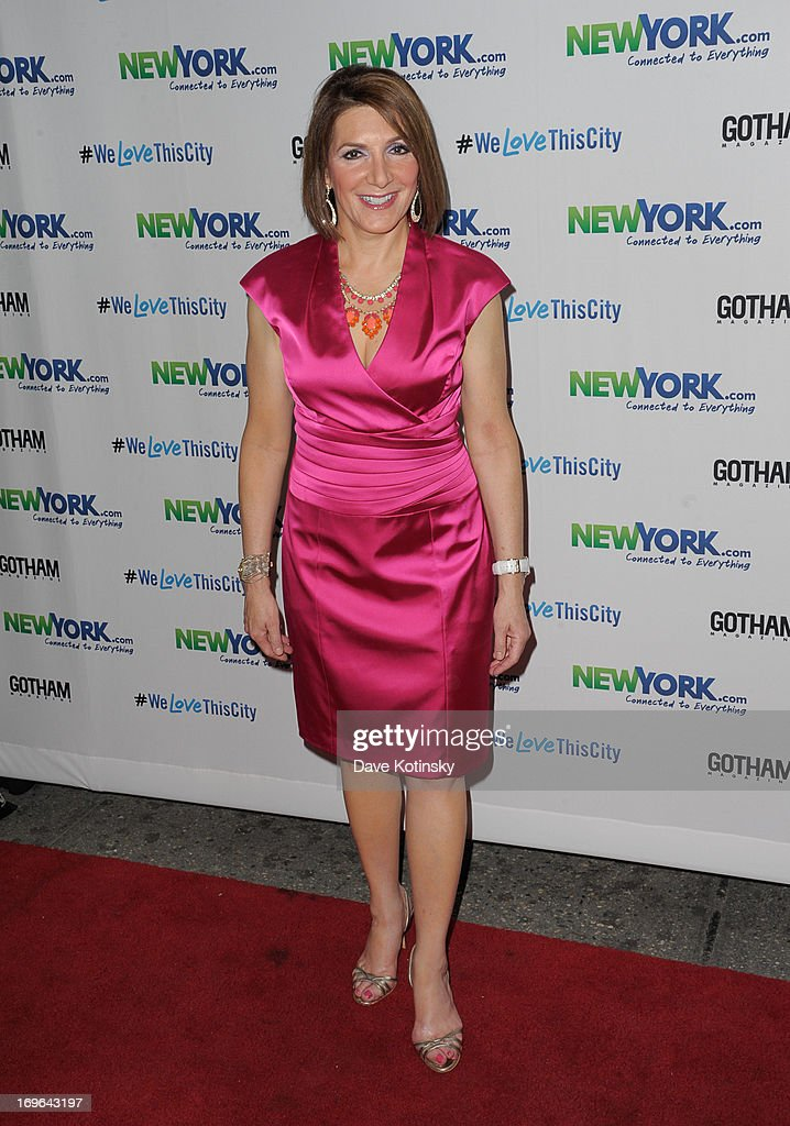 Bonnie Fuller attends NEWYORK.COM 'Connected To Everything' Launch Party on May 29, 2013 in New York, United States.