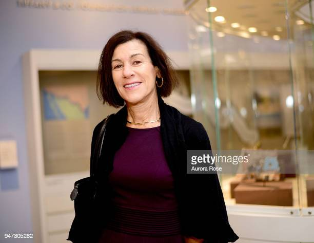 Bonnie Glassman Attends LOOT MAD About Jewelry at he Museum of Arts and Design on April 16 2018 in New York City
