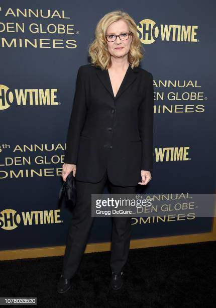 Bonnie Hunt attends the Showtime Golden Globe Nominees Celebration at Sunset Tower Hotel on January 5 2019 in West Hollywood California