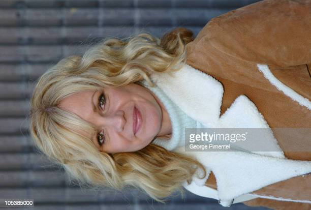 Bonnie Hunt during 2005 Sundance Film Festival Loggerheads Premiere at Racquet Club in Park City Utah United States