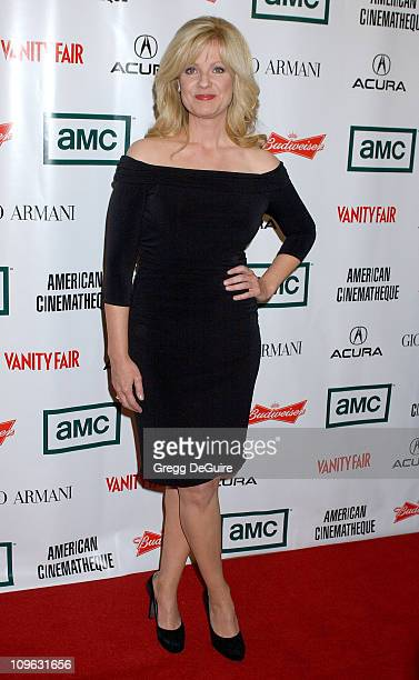 Bonnie Hunt during 21st Annual American Cinematheque Award Honoring George Clooney Arrivals at Beverly Hilton Hotel in Beverly Hills California...