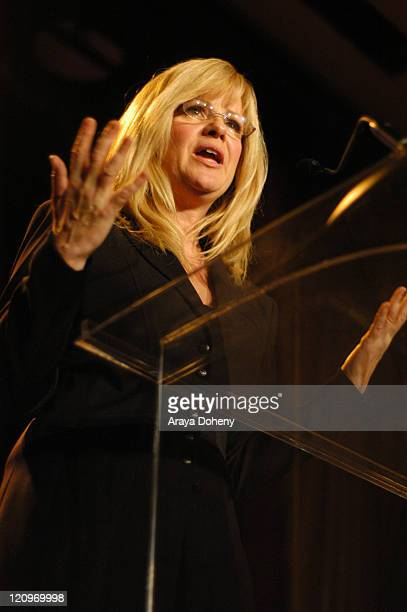 Bonnie Hunt during 50th Annual San Francisco International Film Festival Film Society Awards Night at Westin St Francis Hotel in San Francisco...