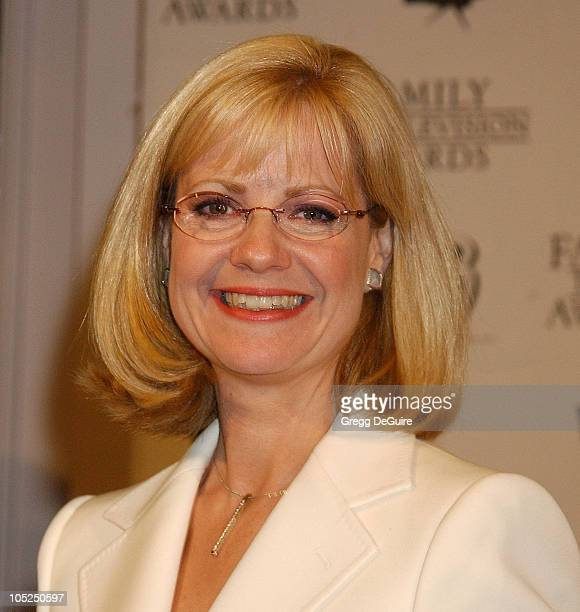 Bonnie Hunt during 5th Annual Family Television Awards at Beverly Hilton Hotel in Beverly Hills California United States