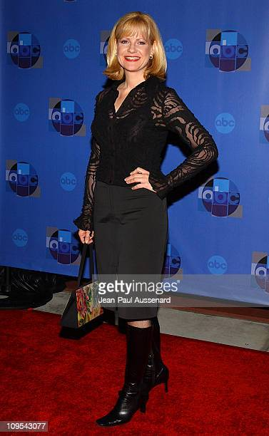 Bonnie Hunt during ABC AllStar Party at Astra West in West Hollywood California United States