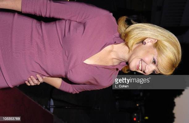 Bonnie Hunt during Buick CoSponsors 2004 Emmy Nominee Reception at Spago in Beverly Hills California United States