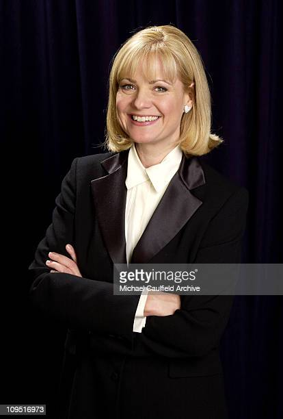 Bonnie Hunt during The 29th Annual People's Choice Awards Portrait Gallery at Pasadena Civic Auditorium in Pasadena California United States
